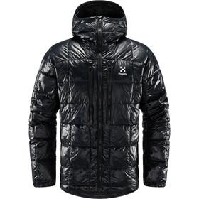 Haglöfs Roc Mimic Hood Jacket Men true black